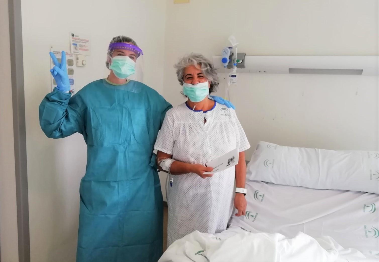 Granada registra un fallecido menos en las últimas horas y sólo un positivo de coronavirus