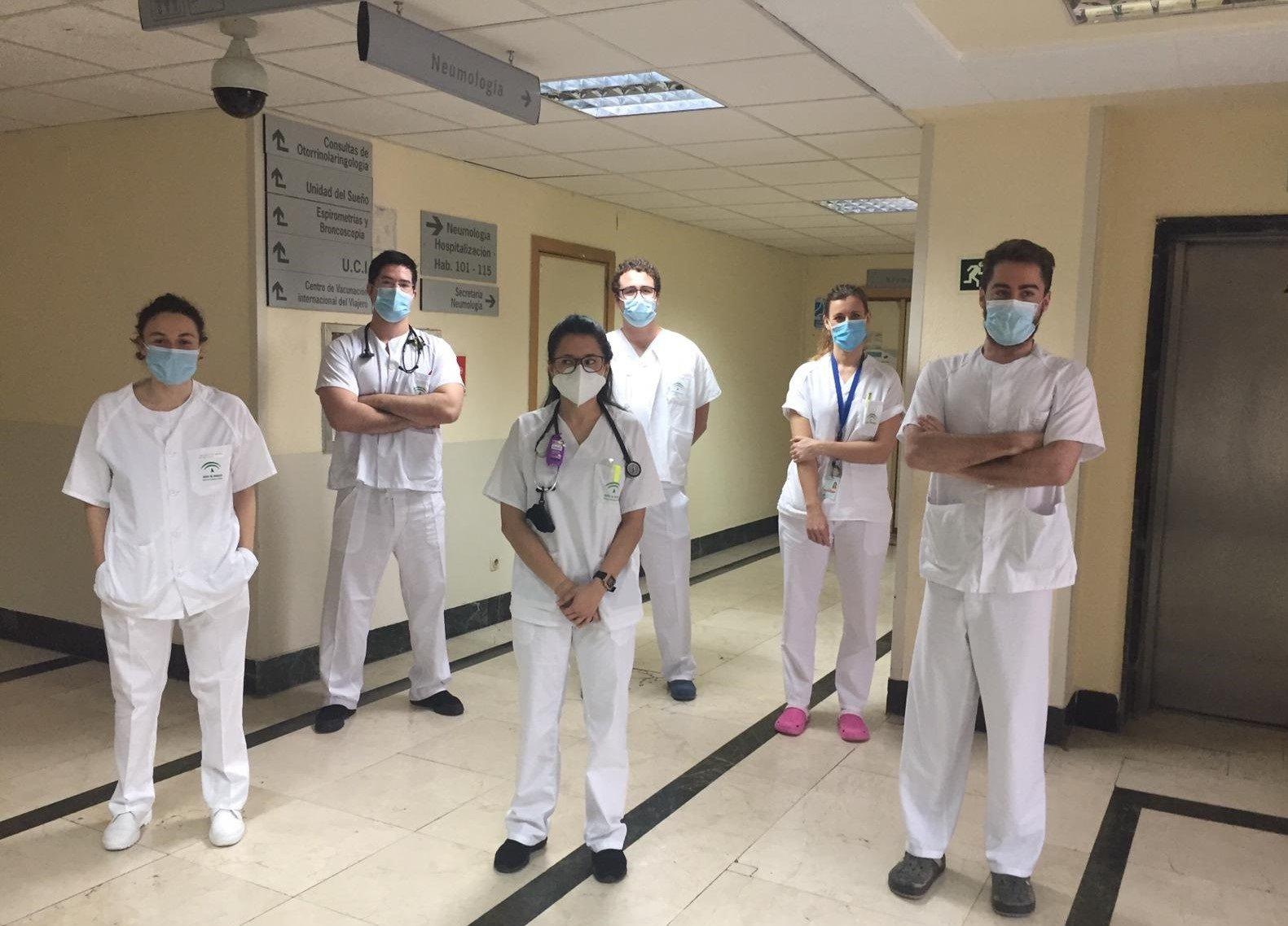 Continúa el descenso de ingresados en hospitales de la provincia con coronavirus