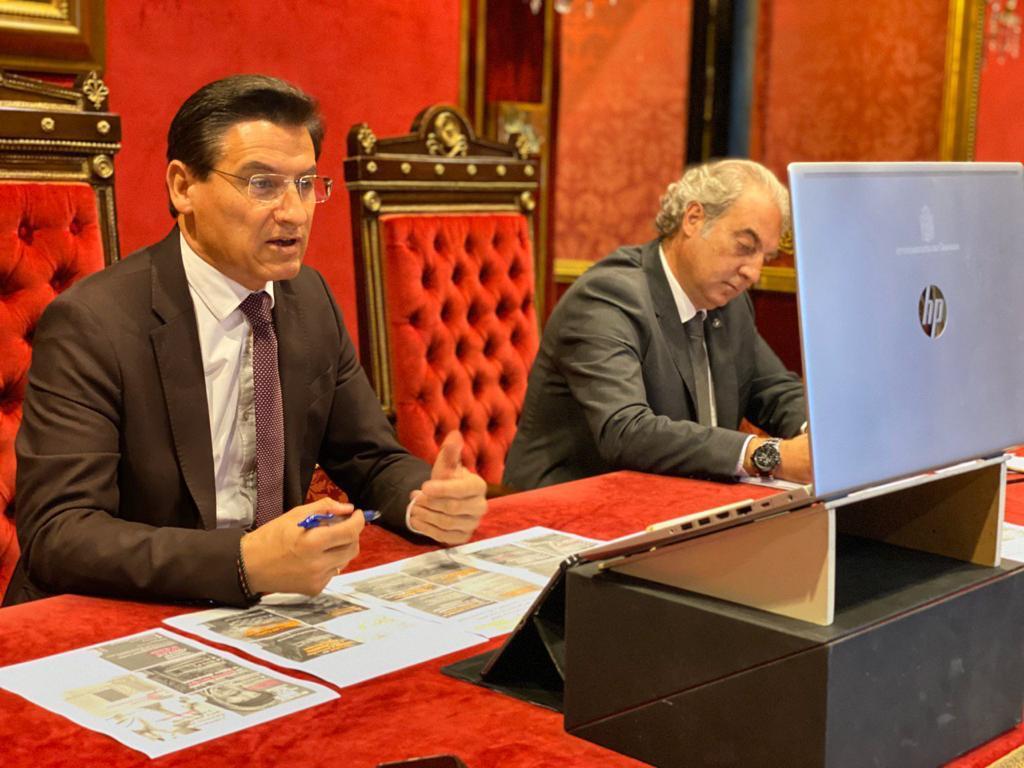 CGT denuncia la inexistencia del plan de refuerzo de Servicios Sociales del Ayuntamiento