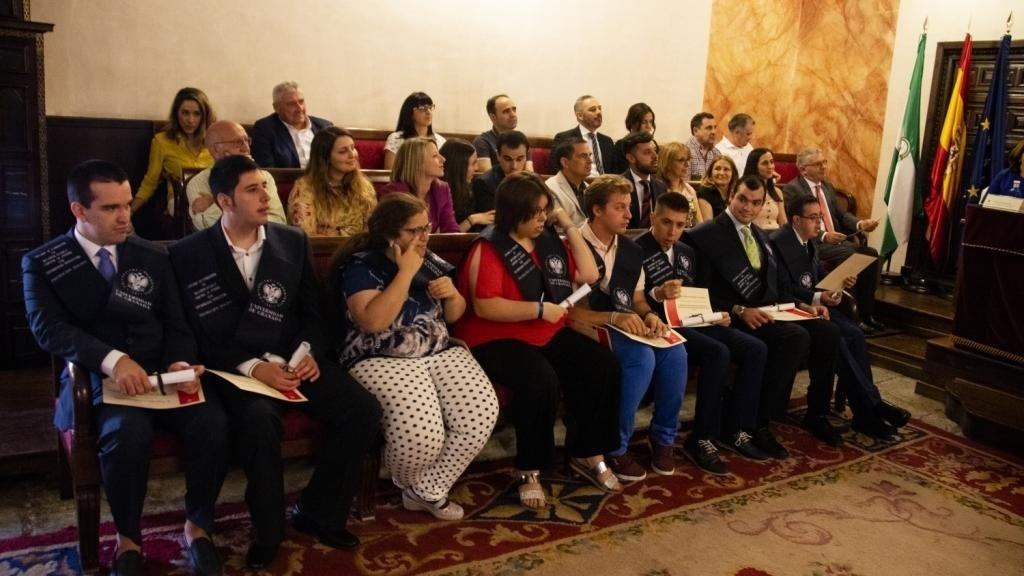Jóvenes con discapacidad intelectual de la UGR harán prácticas laborales hasta el 31 de diciembre