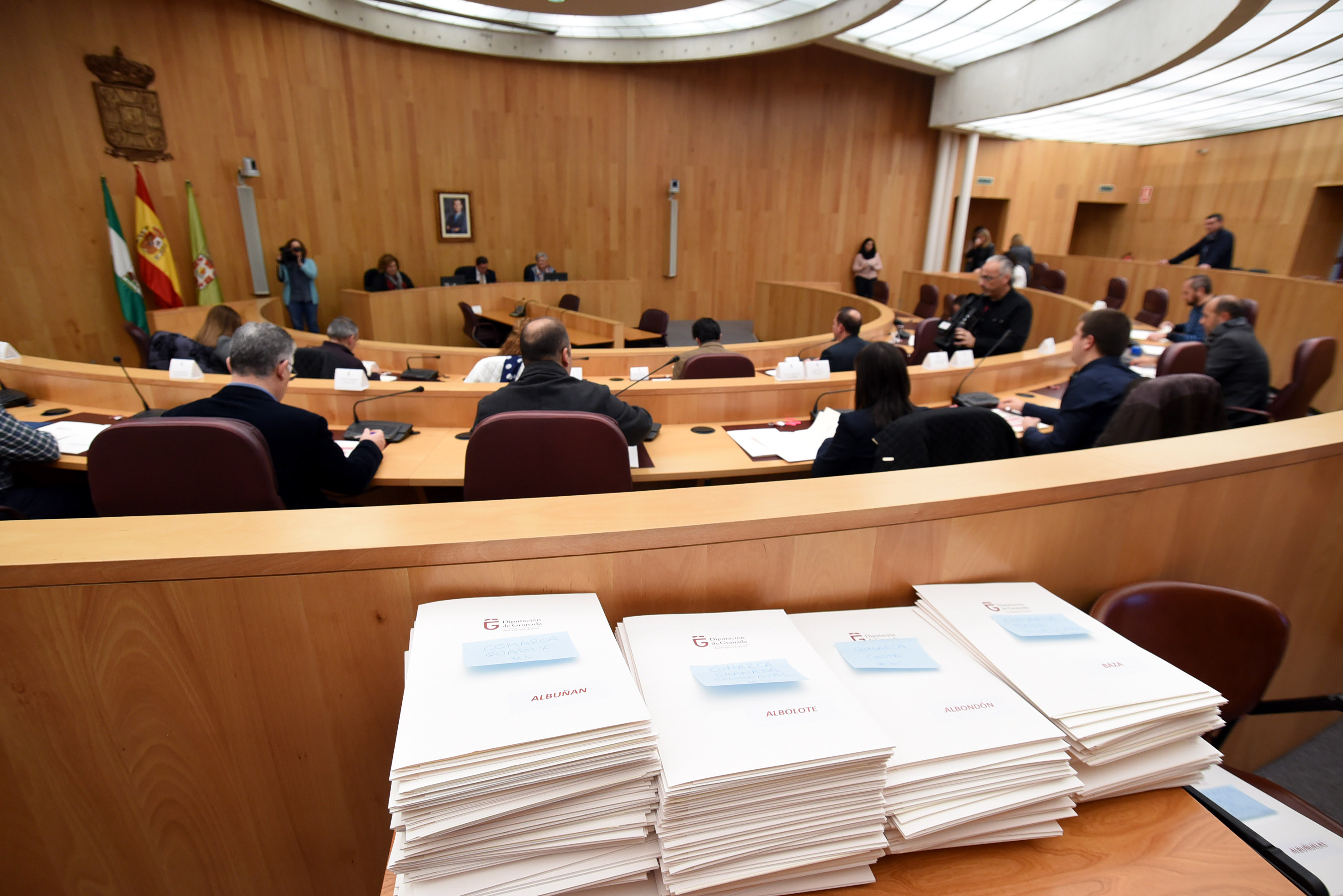 El PP solicita a la Diputación de Granada la dotación de un retén permanente de bomberos en la estación de esquí de Sierra Nevada