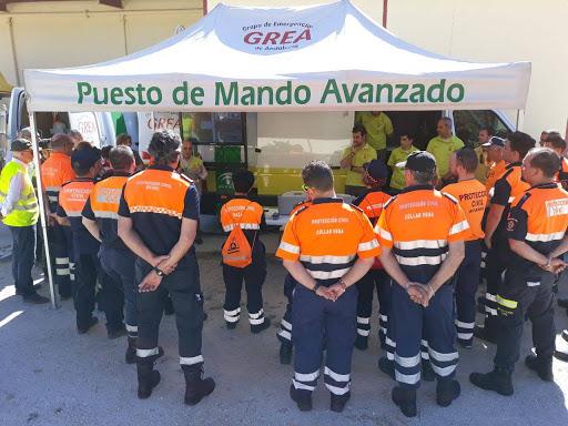 El PSOE de Guadix agradece a Protección Civil su gran trabajo durante la pandemia por la Covid-19