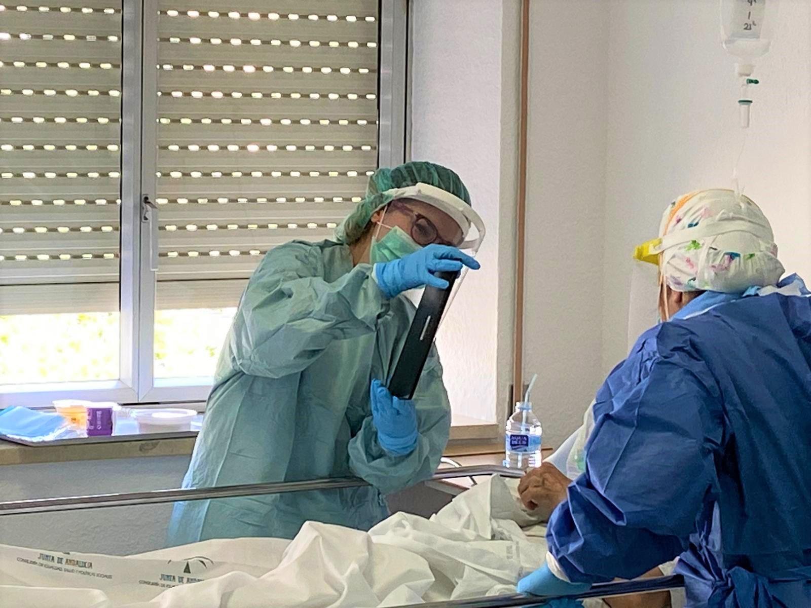 Once nuevos curados de coronavirus deja la cifra de hospitalizados en 10, seis de ellos en UCI