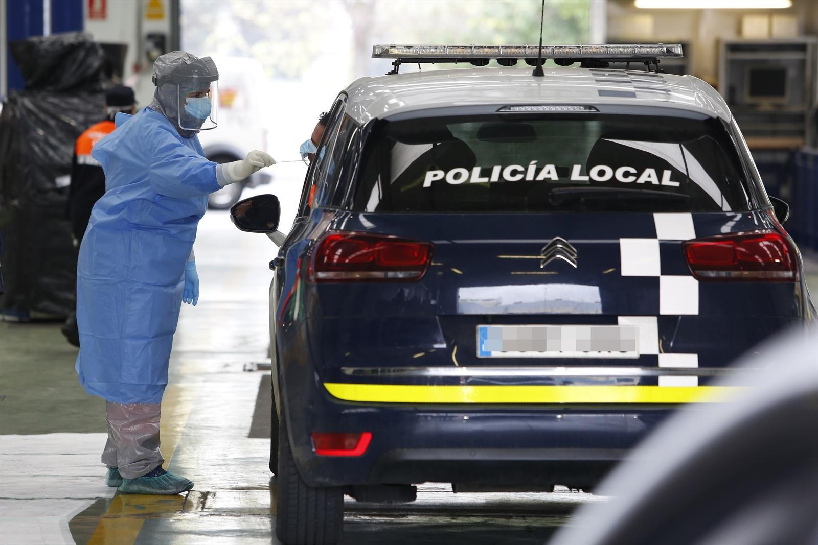 Granada registra 2 nuevos brotes con 13 contagiados en el Distrito Sur