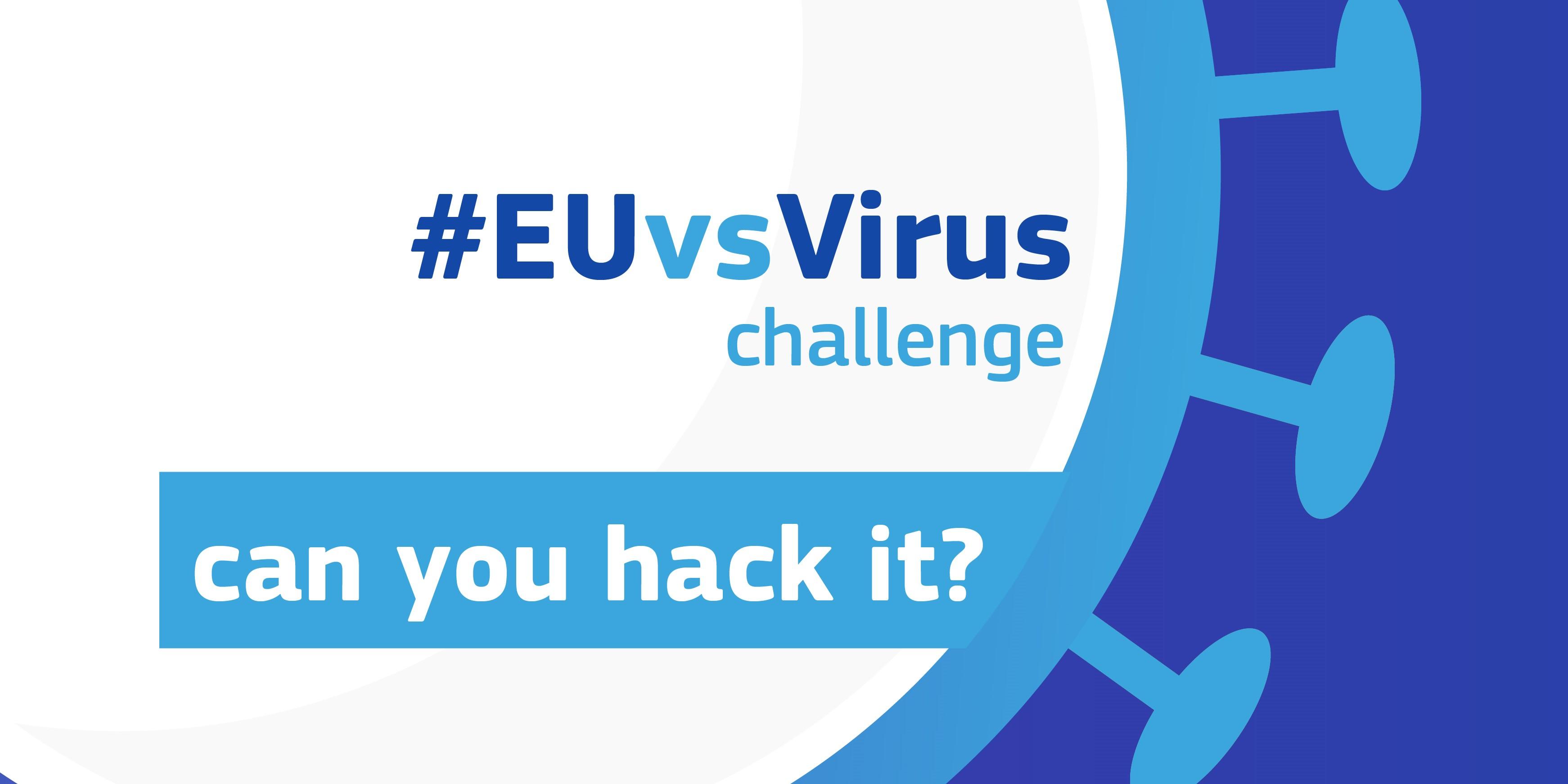 La UGR participa a través de Arqus en el Hackathon #EUvsVirus, organizado por la Comisión Europea