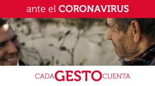 Cáritas pone en marcha una campaña de recaudación ante la crisis por el Covid-19