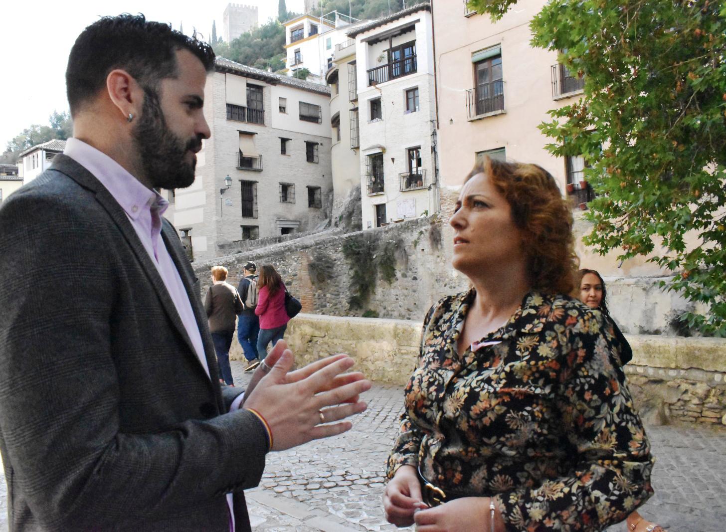 IU denuncia que la Junta pretende «saquear» 23 millones de euros a la Alhambra