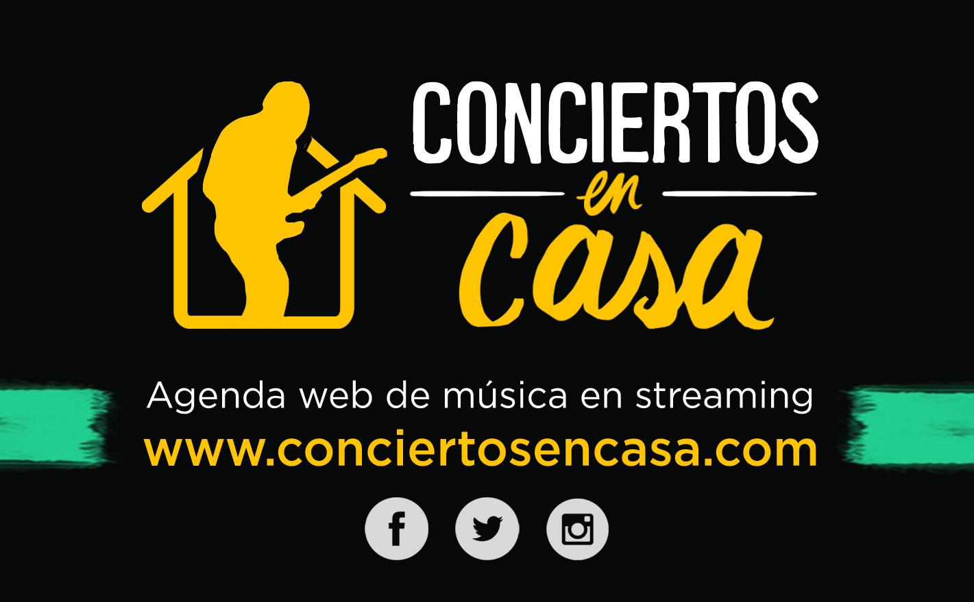 ConciertosenCasa.com: iniciativa granadina para llevar los conciertos a casa por streaming