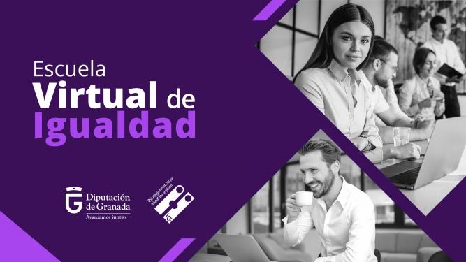 Diputación abre un espacio gratuito de formación on-line en materia de igualdad