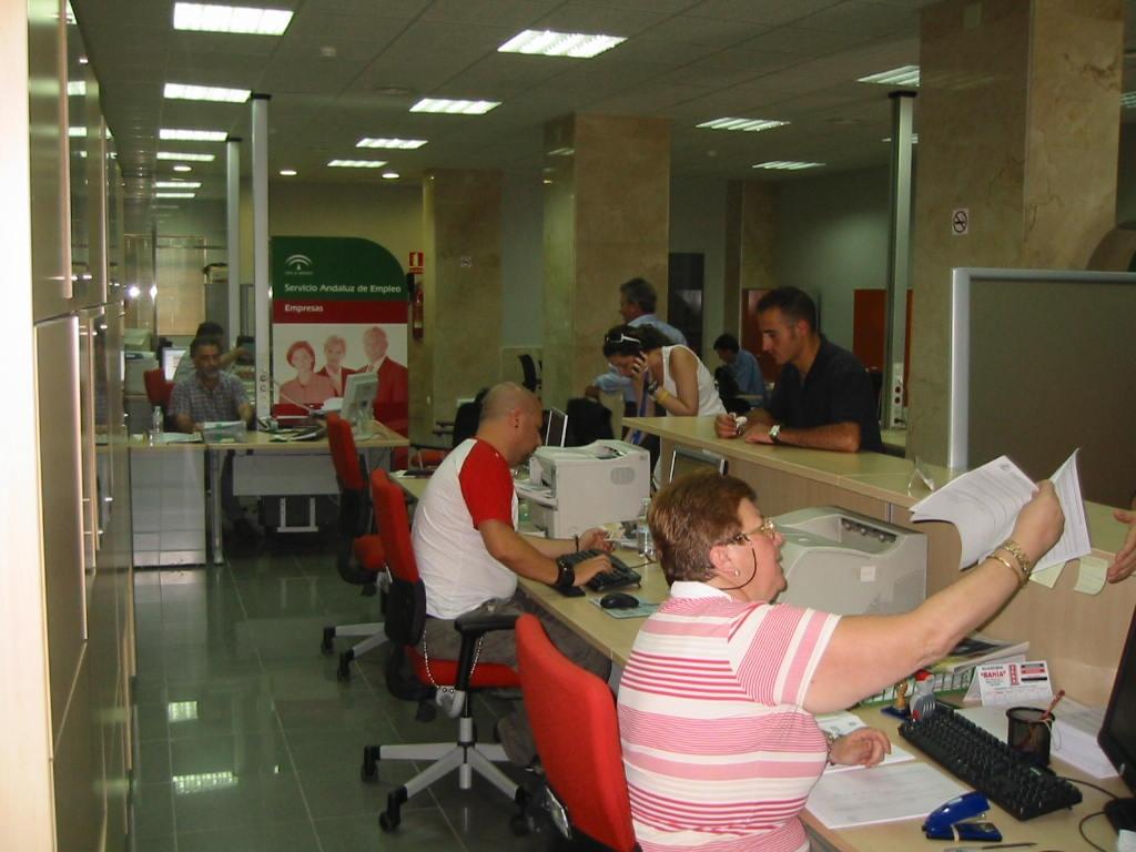 El Sindicato de Funcionarios pide que en Granada se establezca el teletrabajo como modalidad general