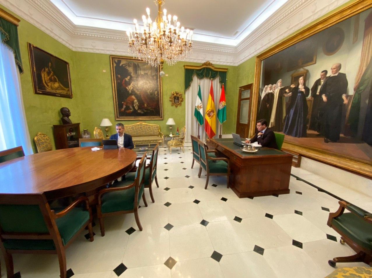 Granada ocupará una vicepresidencia en la Red de Ciudades AVE