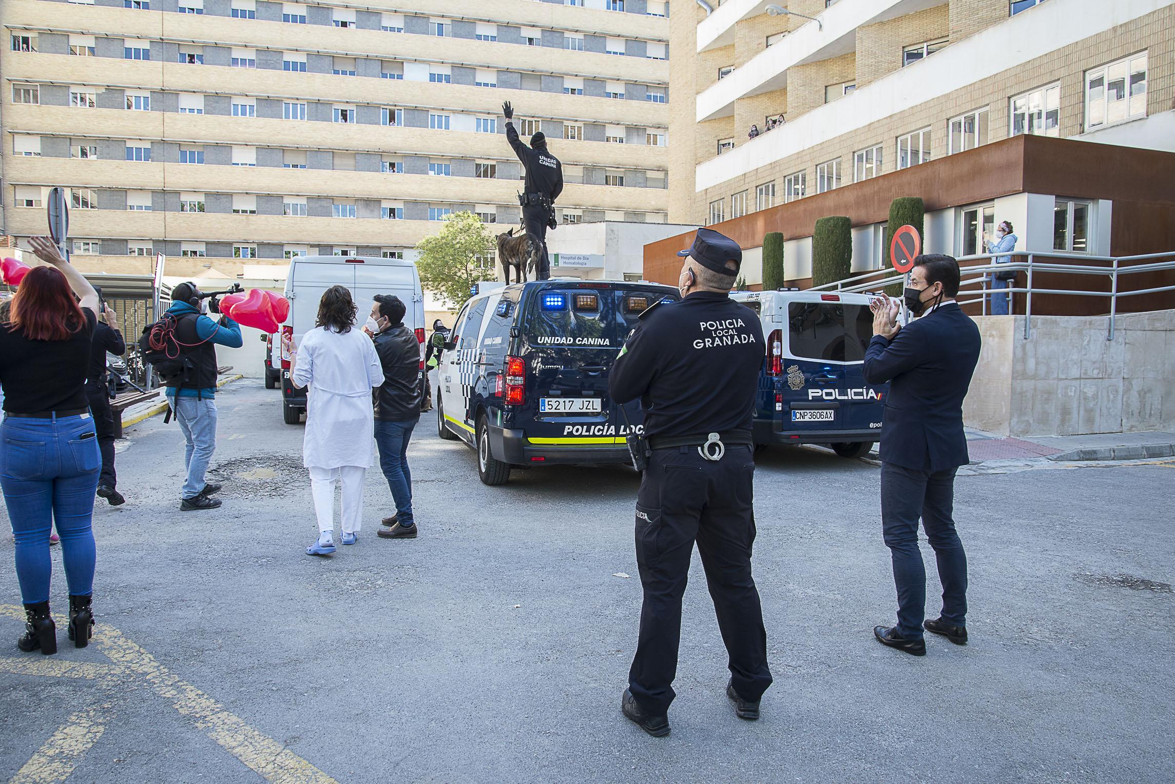 La Policía Local ha interpuesto 1.358 denuncias y detenido a 36 personas durante el estado de alarma