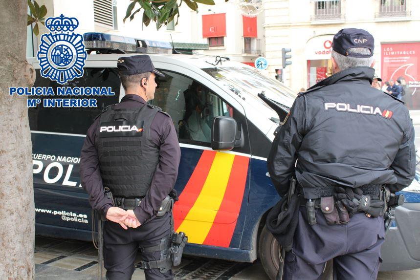 Detenido un ladrón de teléfonos móviles a viandantes
