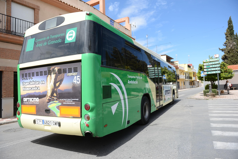 El consorcio metropolitano incrementa su oferta con la entrada de Granada en la fase 2