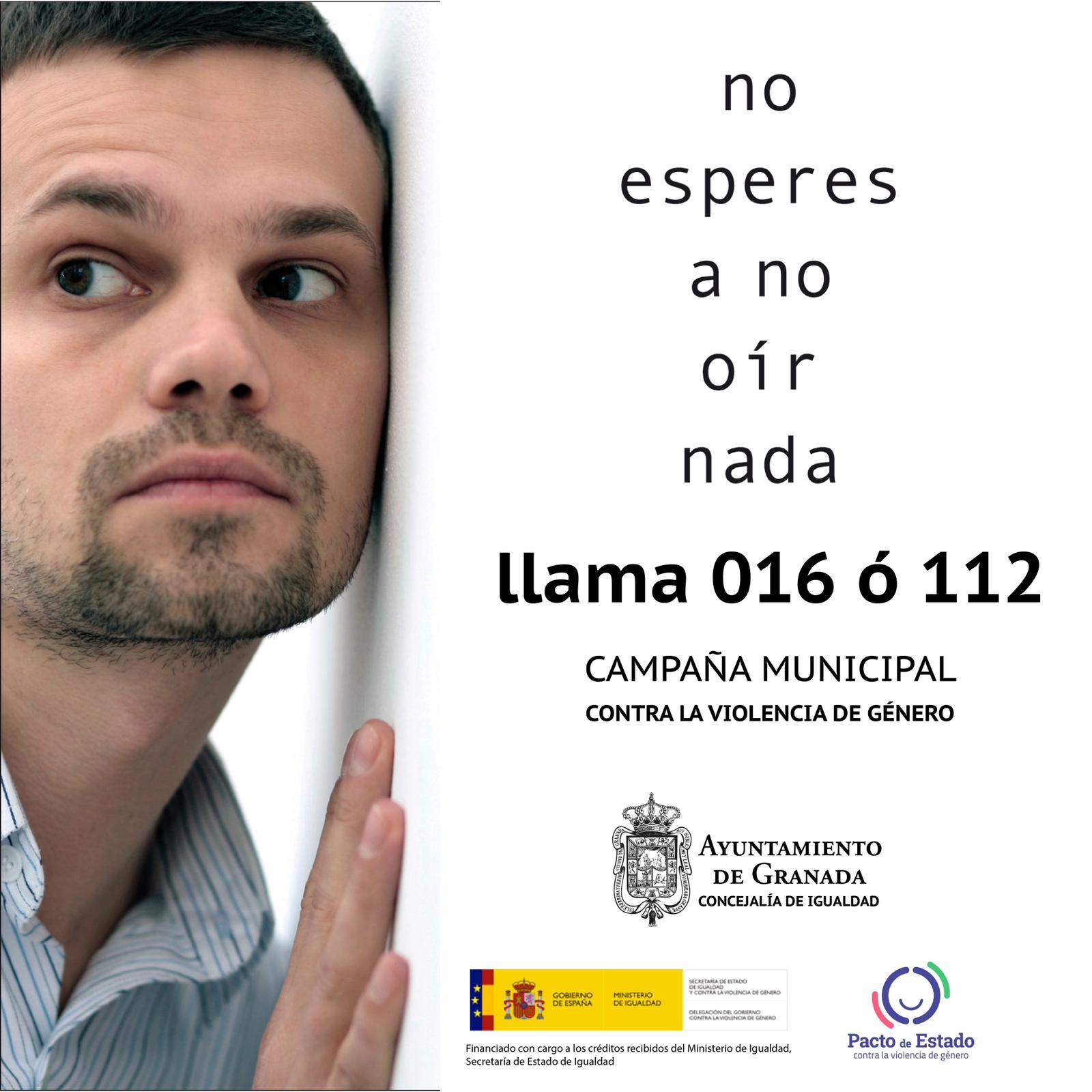 El Ayuntamiento inicia una campaña para involucrar a la sociedad en la lucha contra la violencia de género
