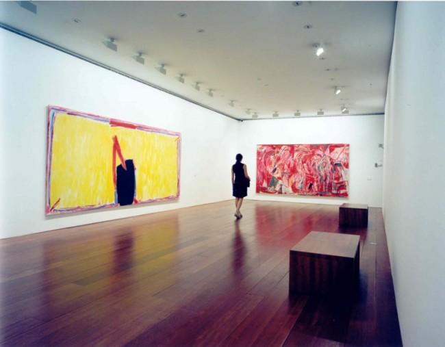 El Centro José Guerrero abre sus puertas el día 3 con una selección de pinturas de la colección propia