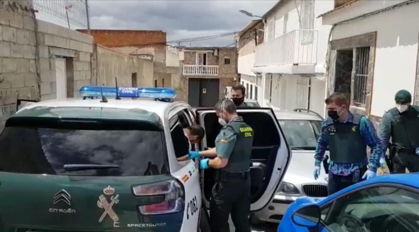 La Guardia Civil detiene a 30 personas en requisitoria durante mayo