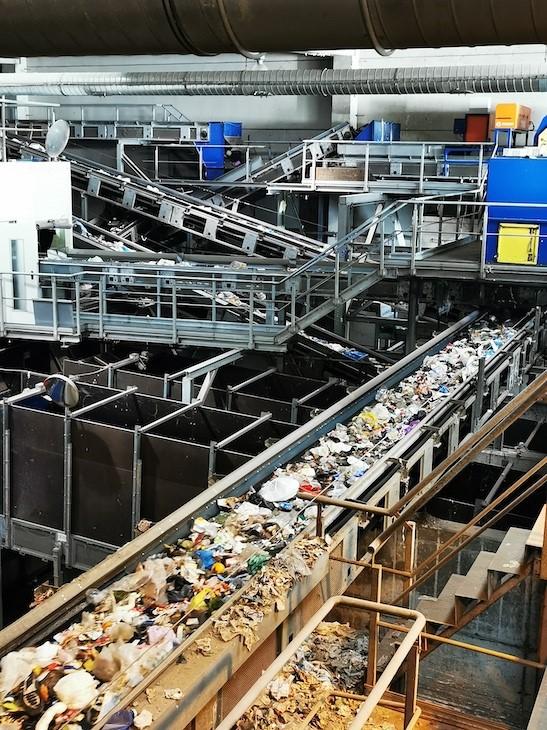 Disminuye el tratamiento de residuos un 17% desde el inicio del confinamiento