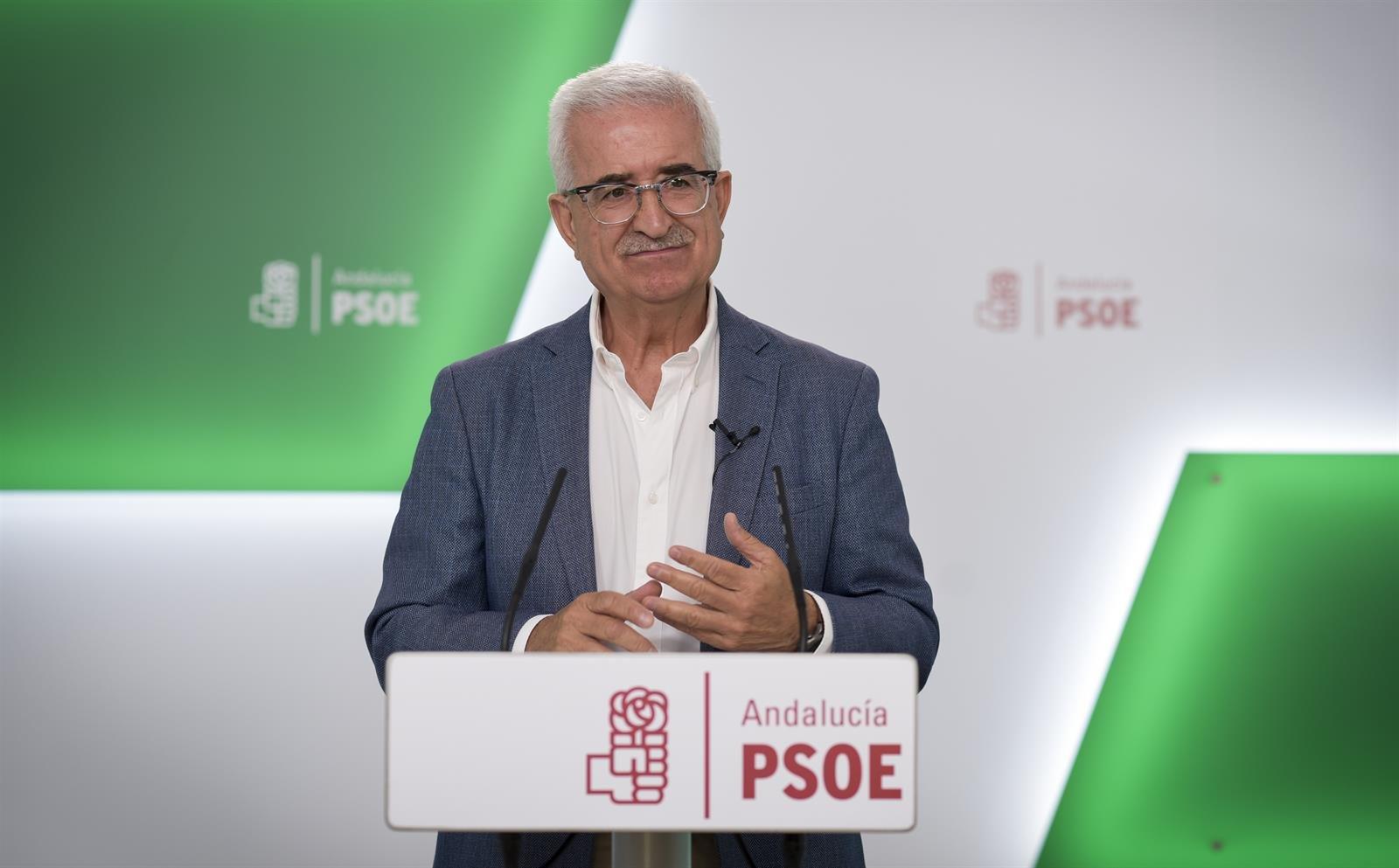 PSOE-A anima a Moreno tras la condena a Spiriman a «disculparse» por el «acercamiento que tenía» con el médico