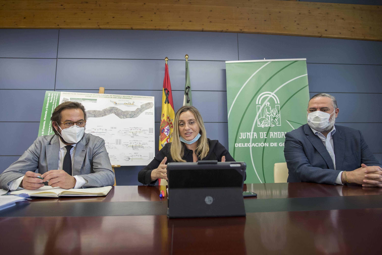 Presentado el nuevo proyecto de construcción de la carretera Loja-Ventorros