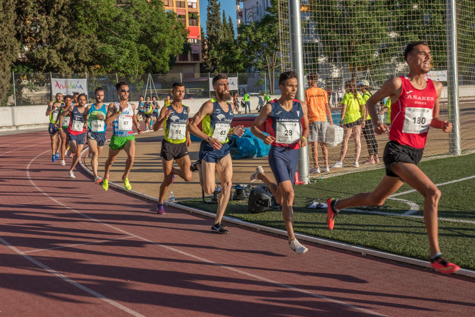 El Meeting de Atletismo Paco Sánchez Vargas de Granada no se celebrará el 14 de junio