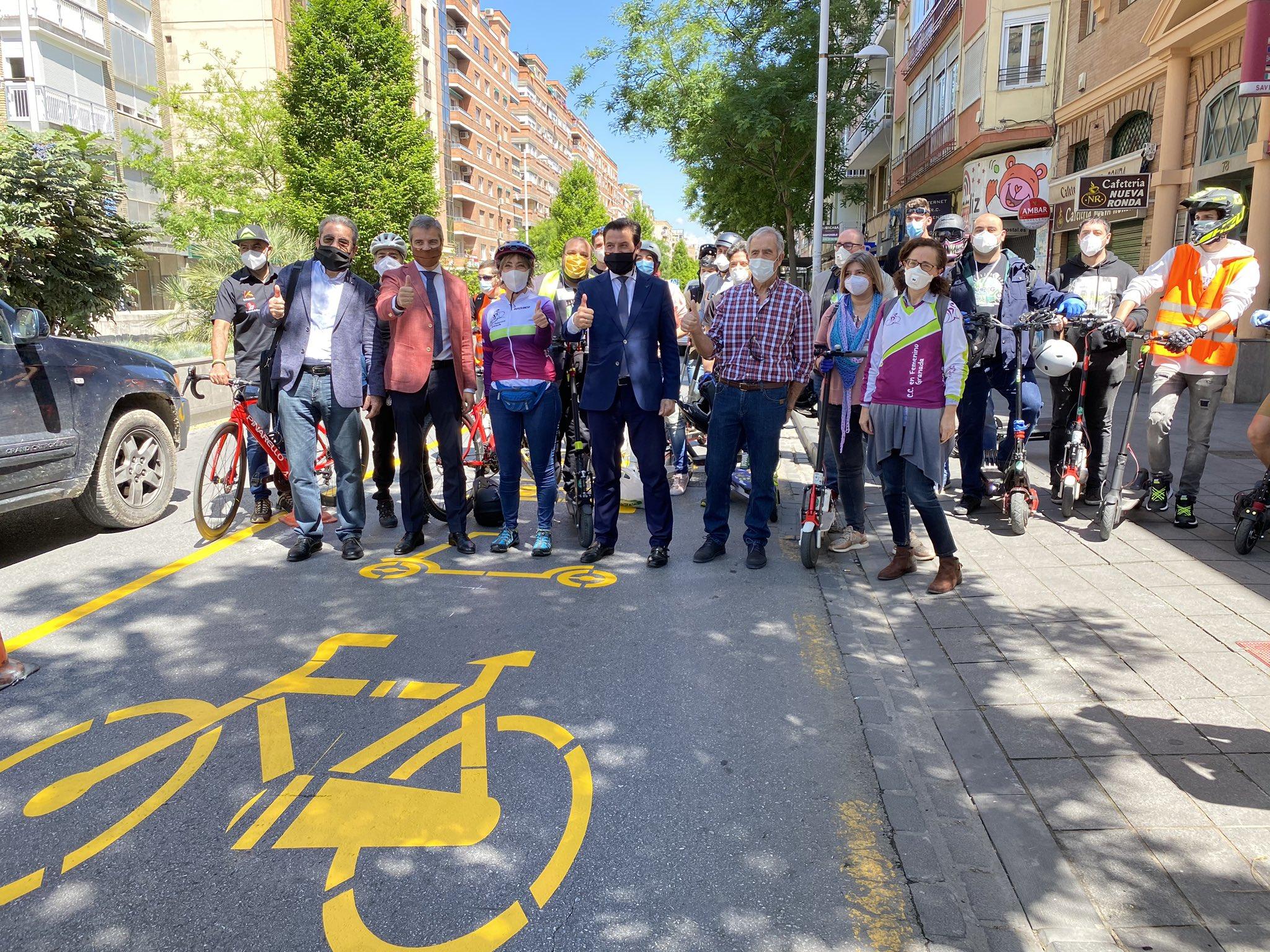 El Ayuntamiento prioriza al peatón en el nuevo diseño de espacios viales