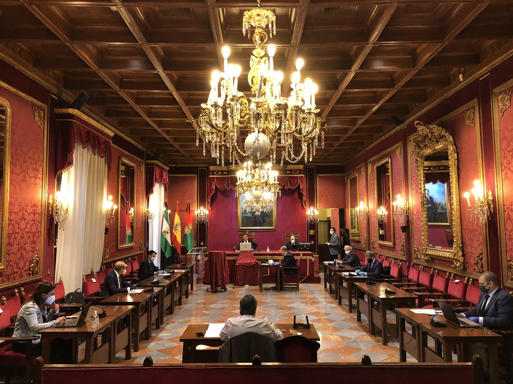 El Ayuntamiento trabajará por un «Pacto por Granada· para la recuperación