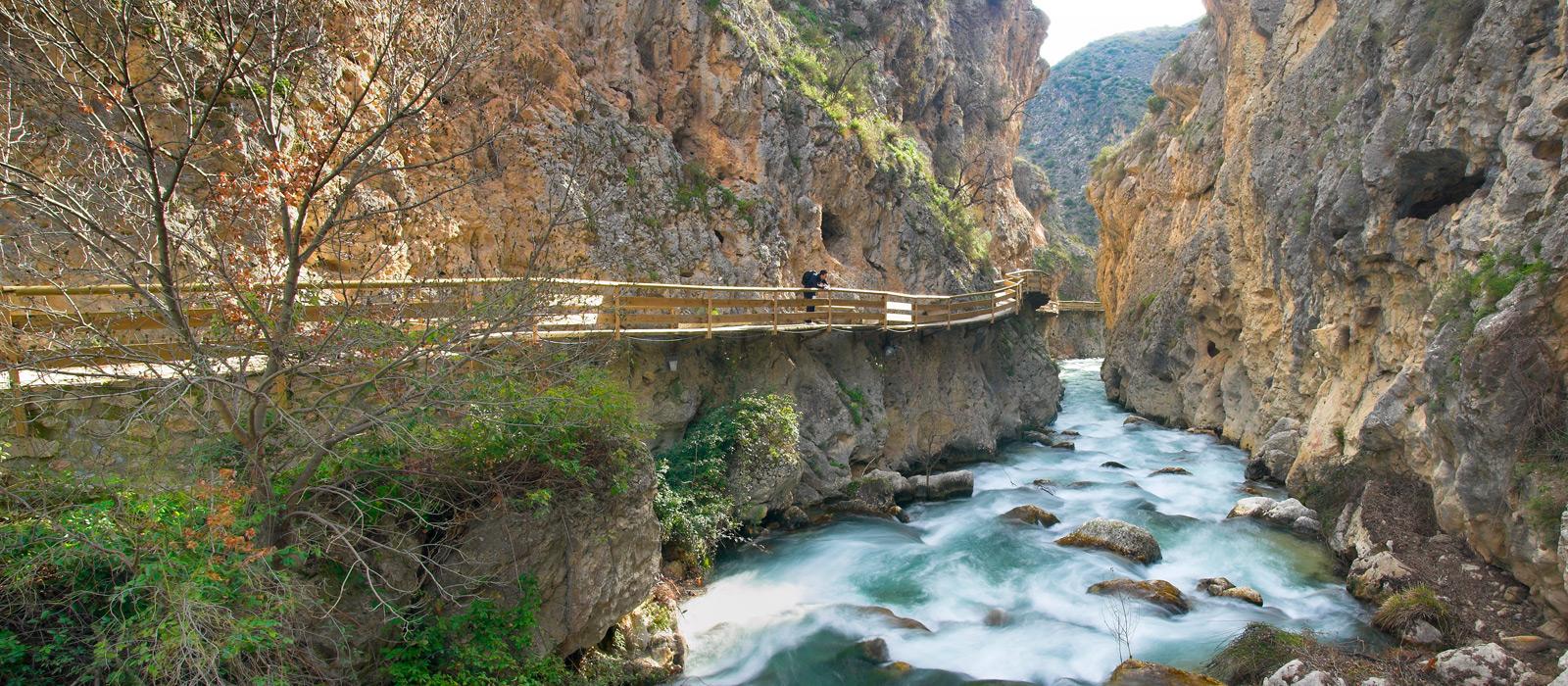 Piden la caducidad de las expropiaciones para el trasvase del río Castril