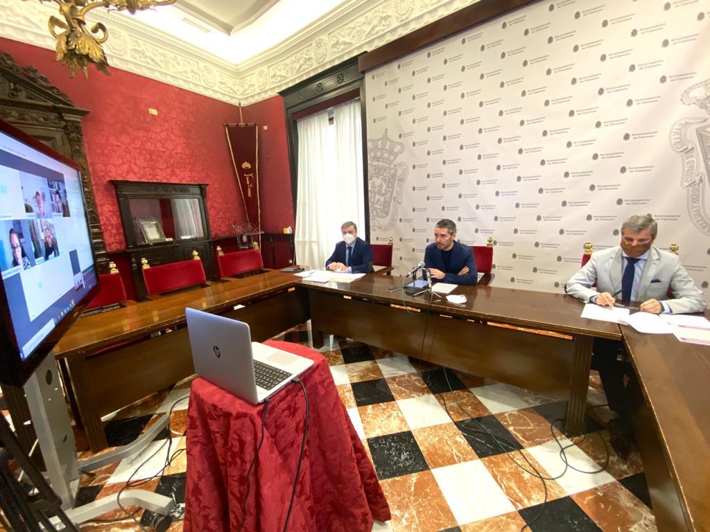 El Ayuntamiento prepara proyectos para su financiación por los fondos Edusi