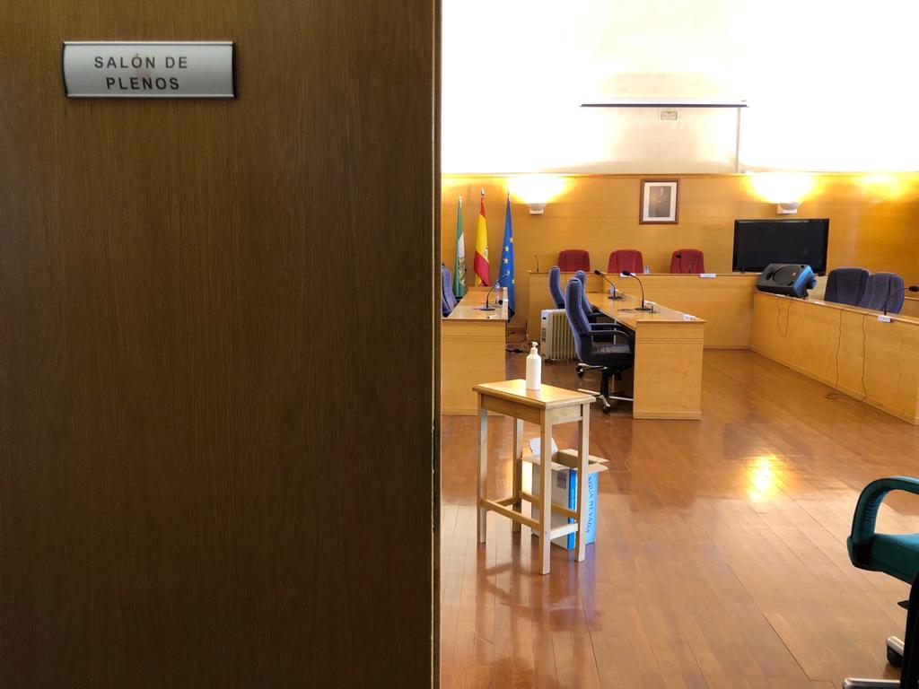 El PSOE de Guadix propone una rebaja proporcional de los sueldos de concejales y cargos de confianza