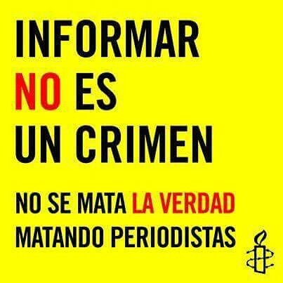 Hoy es el día Internacional de Libertad de Prensa
