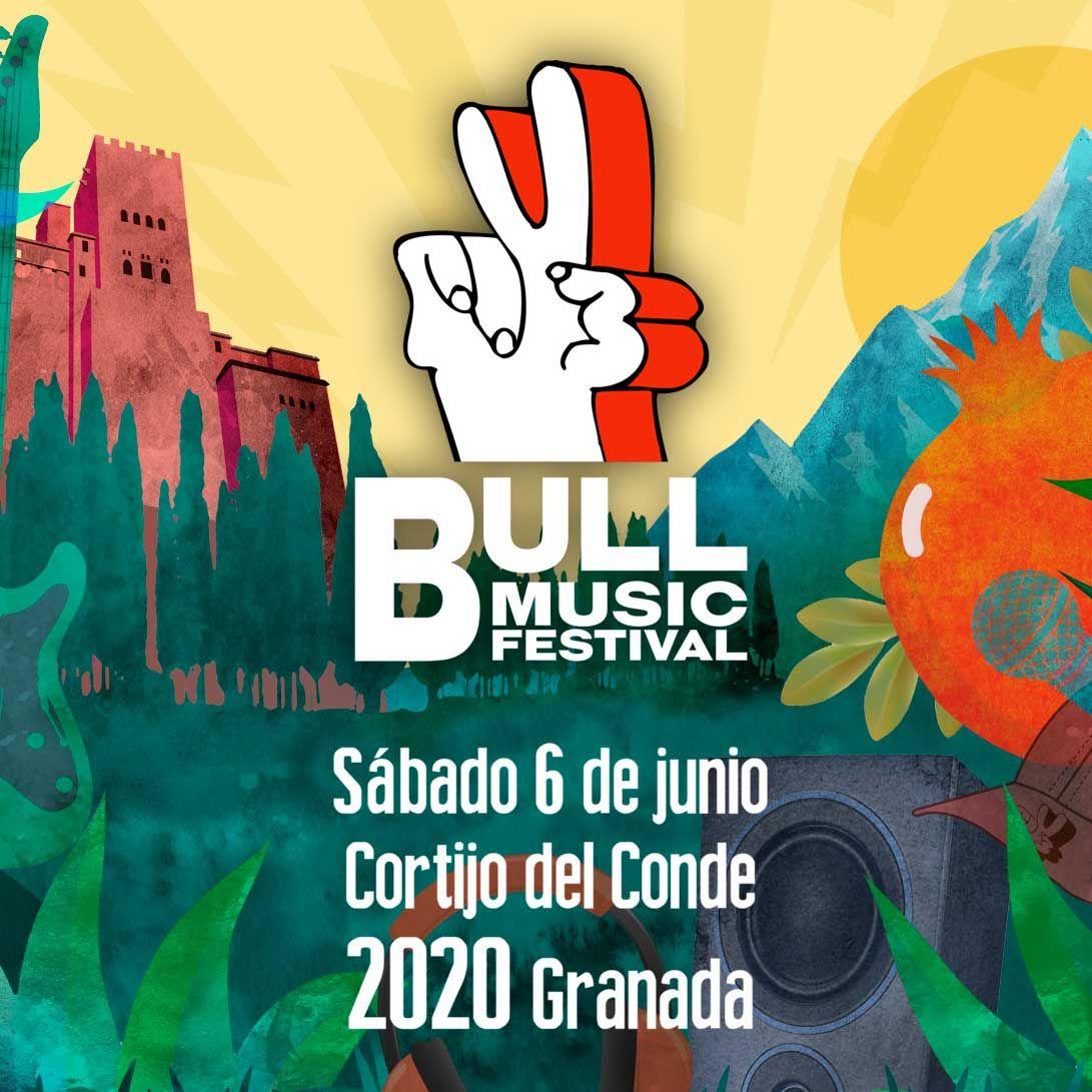 El Bull Music Festival cancela su edición de este año por la Covid-19