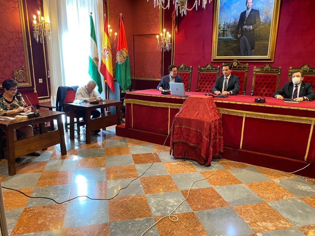El Consejo Social intentará promover la recuperación socioeconómica de Granada
