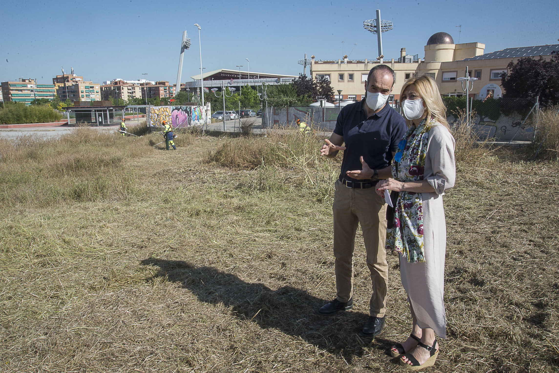El Ayuntamiento refuerza la limpieza de los barrios