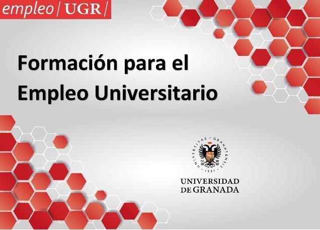 Abierto el plazo de inscripción para el Curso de Formación para el Empleo Universitario
