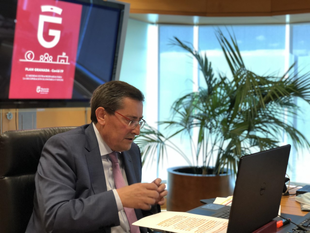 Diputación moviliza 181 millones para la recuperación de la provincia con el plan más ambicioso de su historia