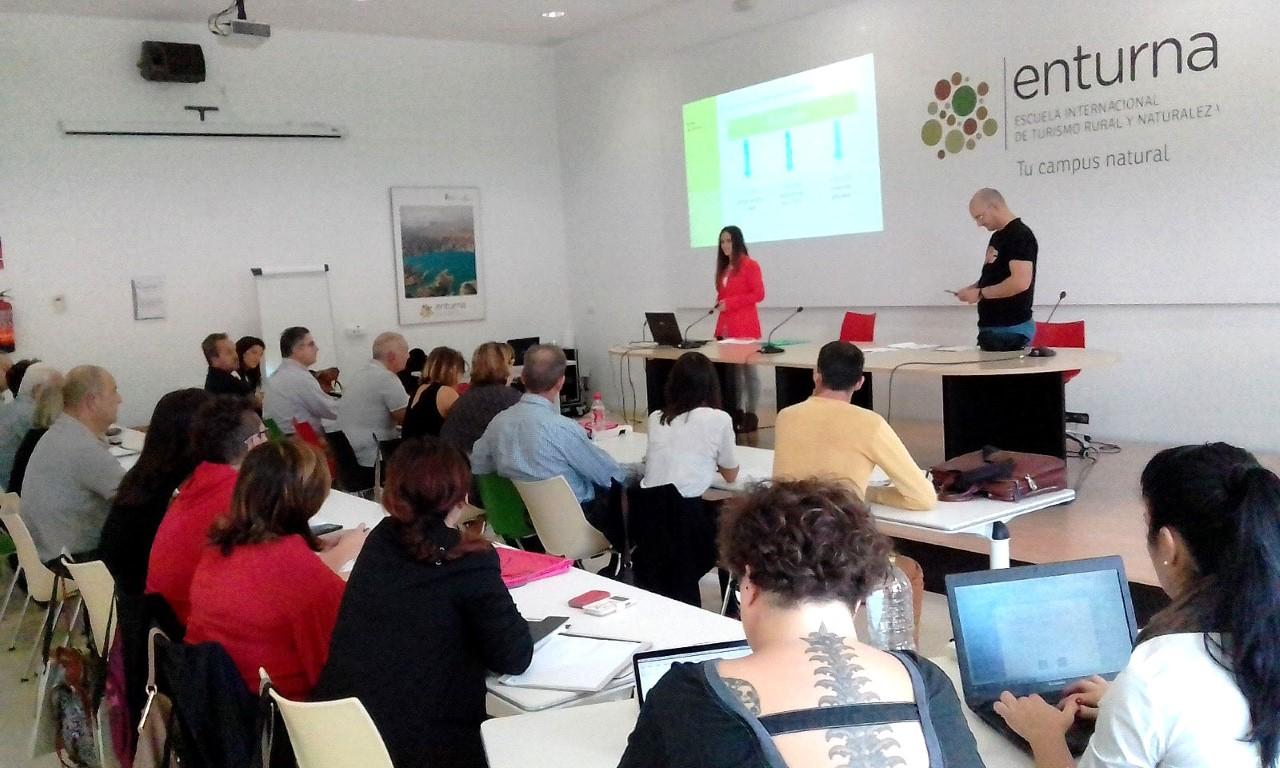 La Escuela de Turismo Rural de Diputación ofrece un curso gratuito para promocionar negocios en internet