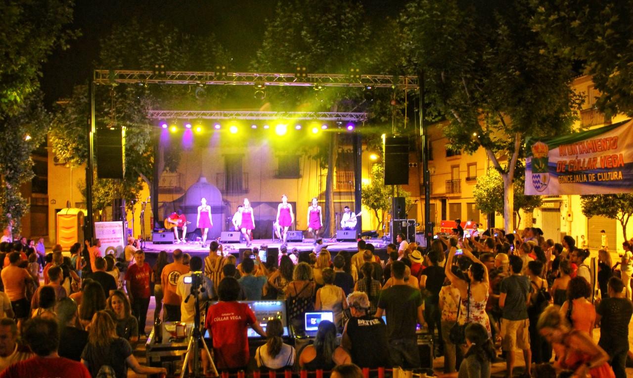 El III Festival Intercéltico del Sur «Celtasur» de CúllarVega se celebrará 'on line' este año