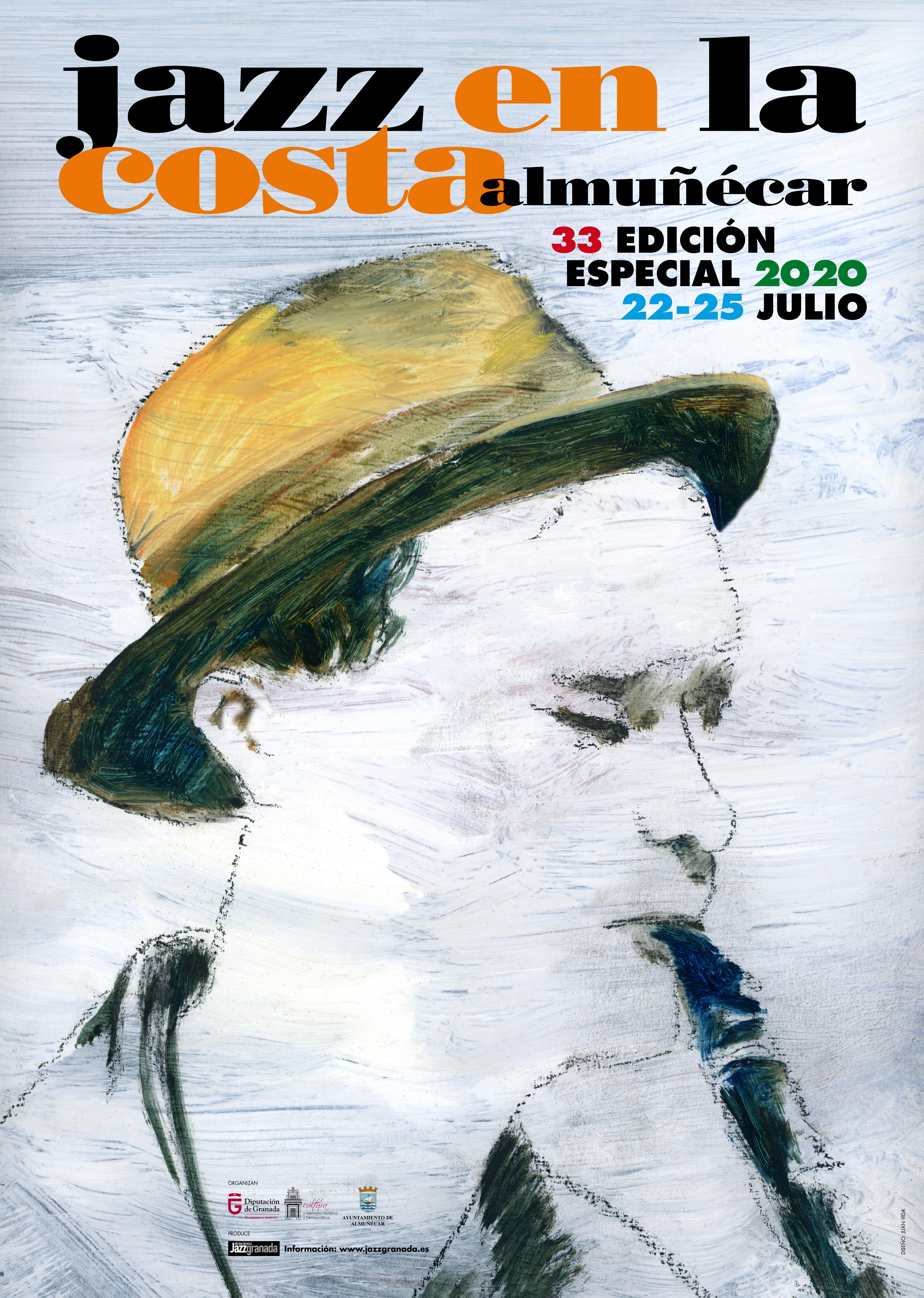 Diputación y el Ayuntamiento de Almuñécar no renuncian a la 33ª edición del Festival de Jazz en la Costa