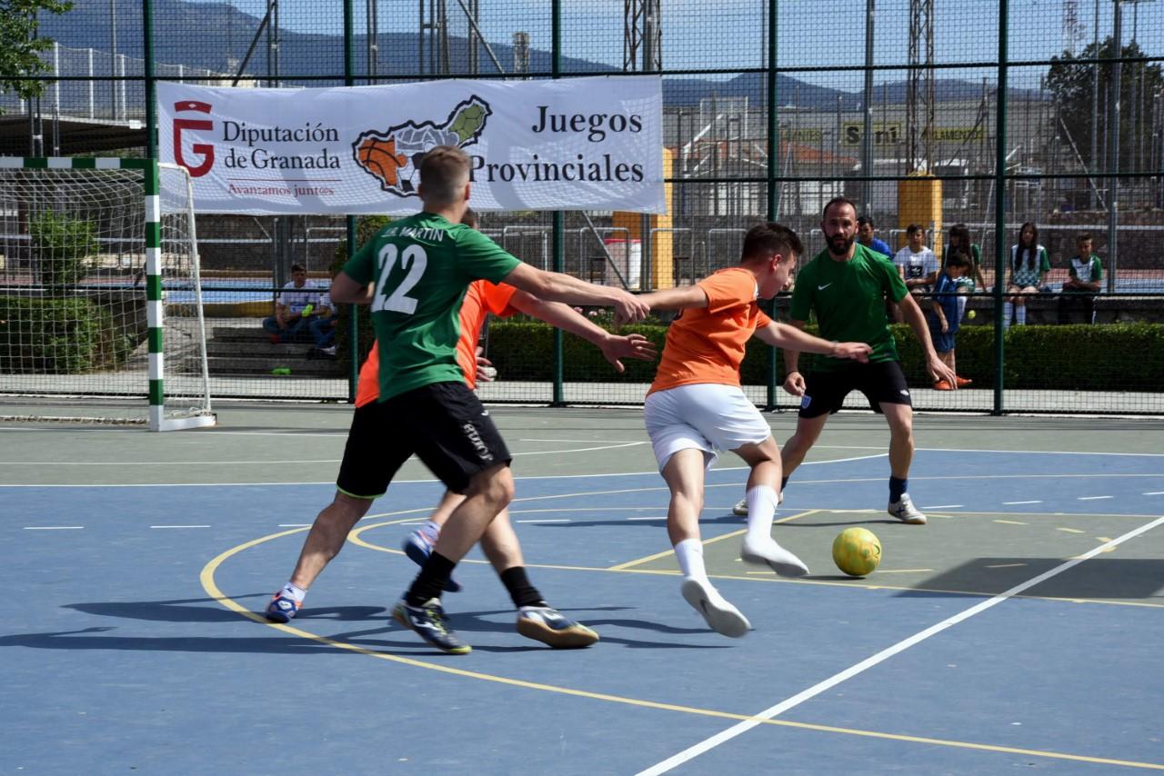 Suspendida la fase final de los Juegos Deportivos Provinciales y Escolares por la crisis sanitaria