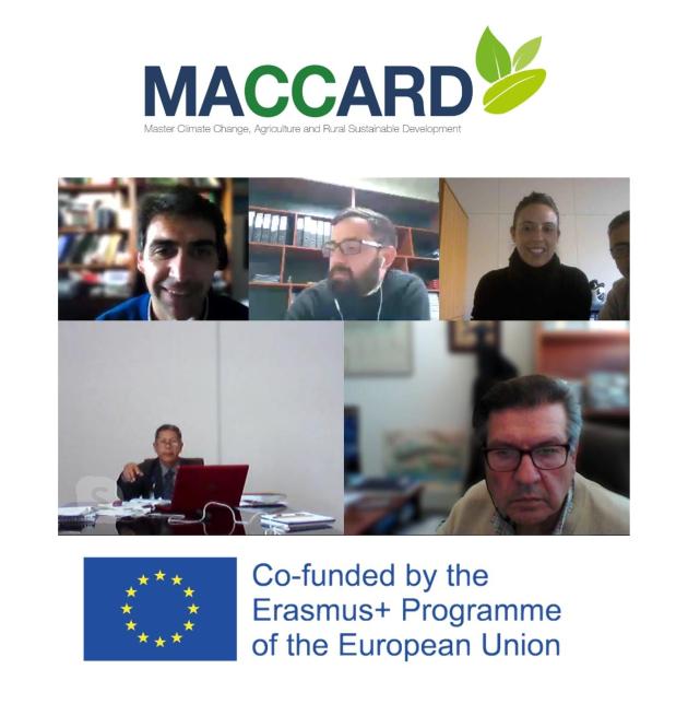 """La UGR participa en el nuevo proyecto europeo de cooperación internacional """"MACCARD"""""""