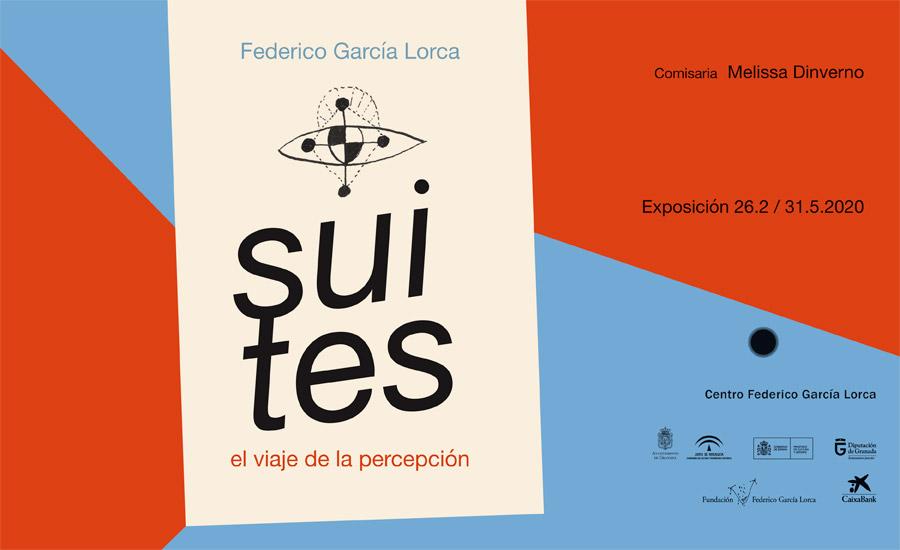 El Centro Lorca ofrece un paseo virtual por la exposición «Suites. El viaje de la percepción»