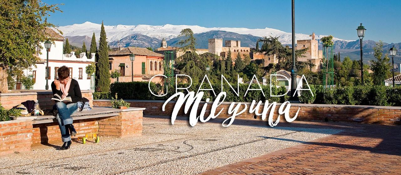 Diputación promociona la provincia de Granada en los canales de televisión de Movistar+