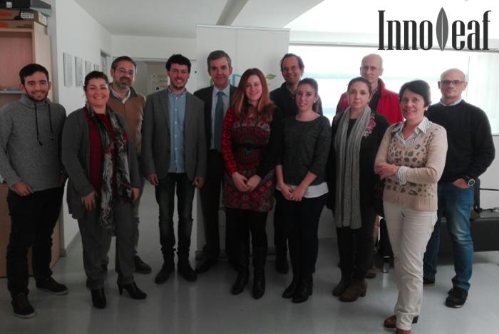 Concluye INNOLEAF, proyecto colaborativo para la validación preindustrial de ingredientes innovadores a partir de la hoja del olivo