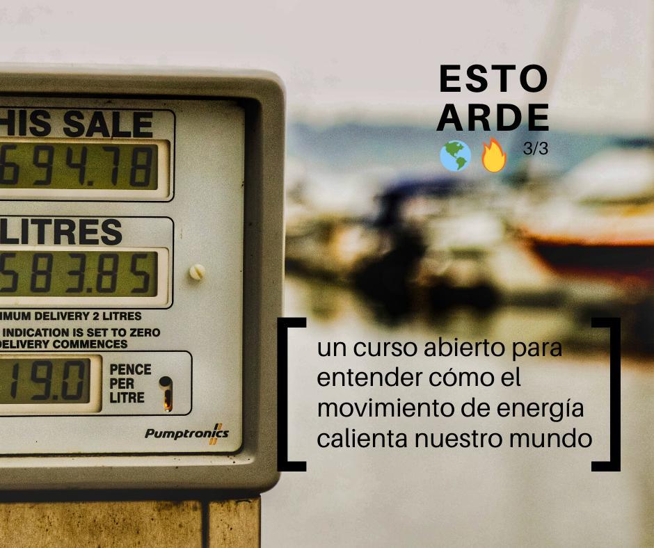Curso online «para entender la crisis climática, sus causas, impactos y consecuencias sociales y políticas»