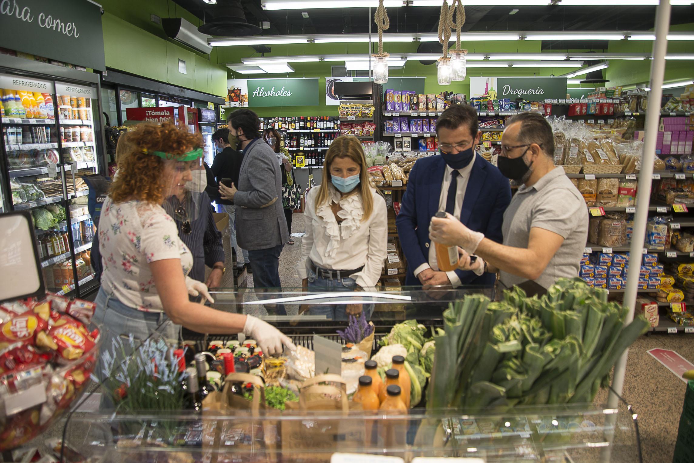 El Ayuntamiento anima a reactivar la economía confiando en el comercio local