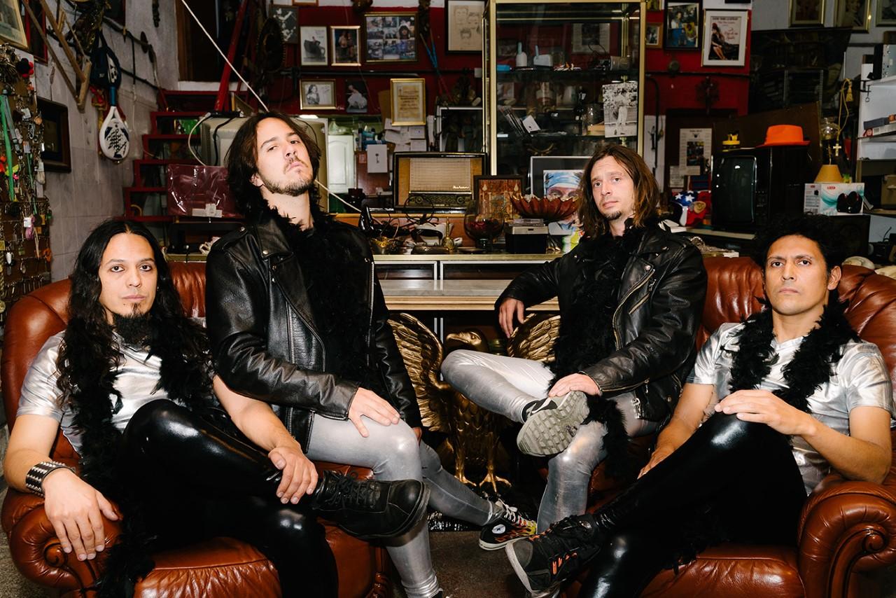 Zutaten adelanta single de su nuevo disco previsto para otoño