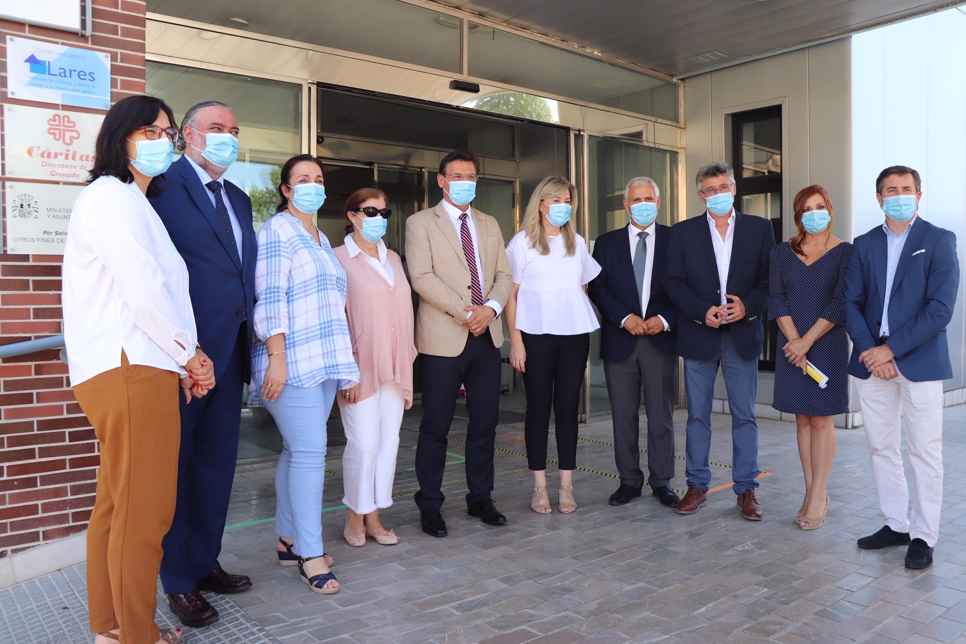 La Junta promociona el consumo de cordero en colaboración con Cáritas y cooperativas