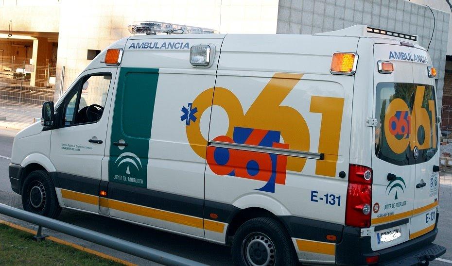 Fallece un motorista de 26 años tras colisionar con un turismo en La Taha