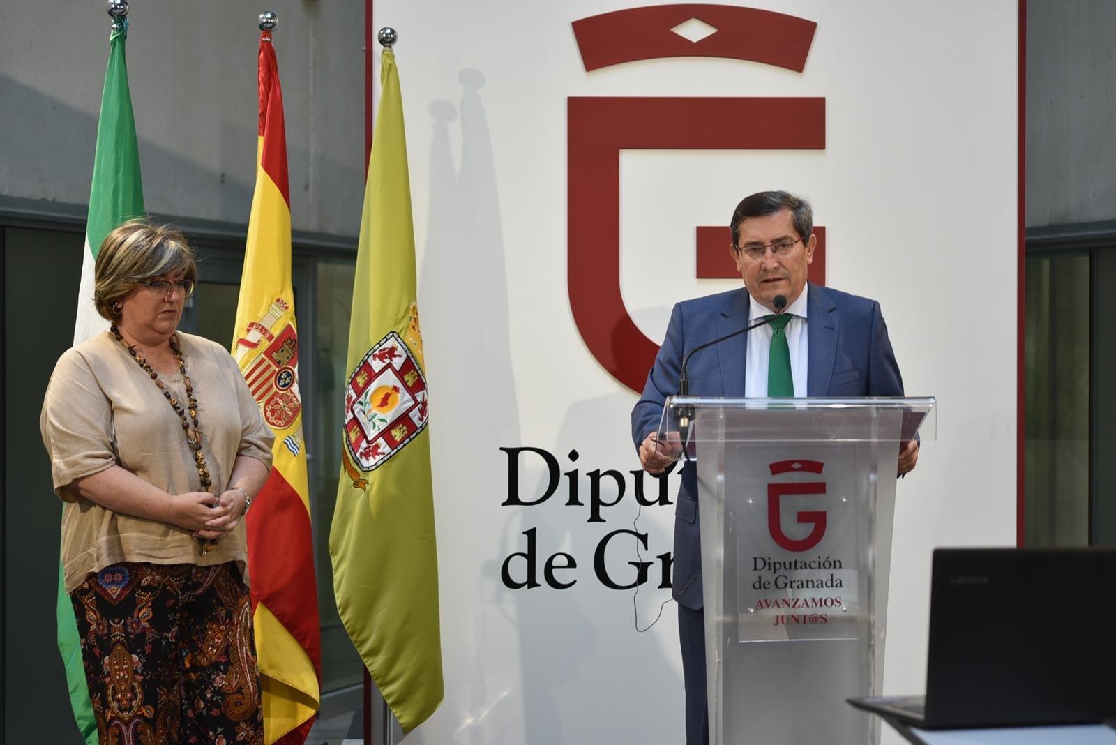 La Diputación aumenta un 40 por ciento las ayudas a proyectos para impulsar el desarrollo socioeconómico